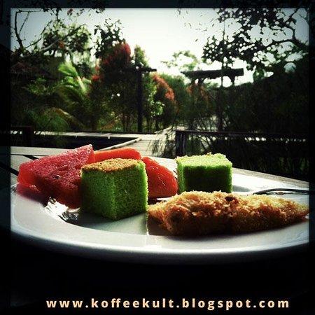 Gardenia Resort and Spa: breakfast