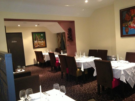Bombay Bistro: Traditional Indian cuisine