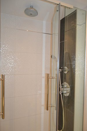 Hotel de la Paix Paris: ducha