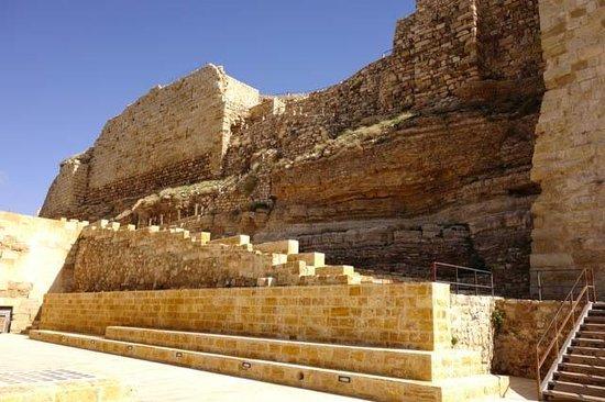 Kerak Castle: Al-Karak outer patio
