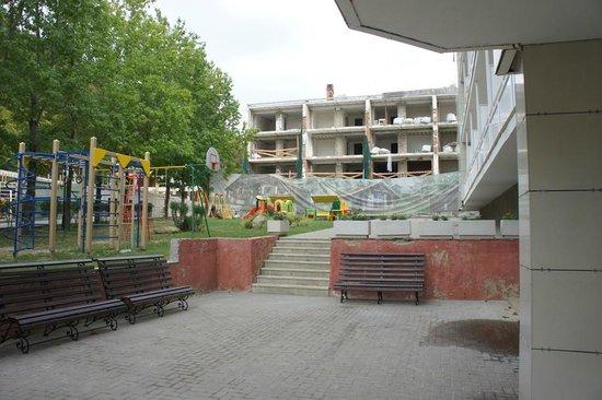 Park-Hotel Zhemchuzhina