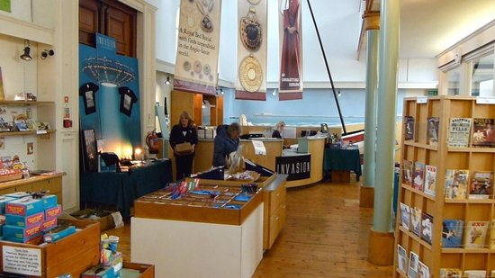 Kirkleatham Museum: Inside Downstairs Reception