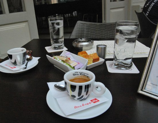 CIAOCafe Bistro: caffè