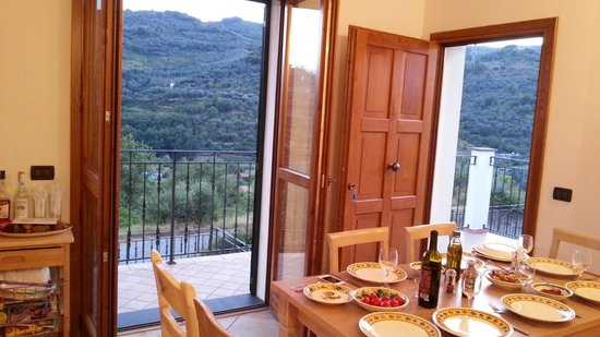 Agriturismo Benza: View from dining room