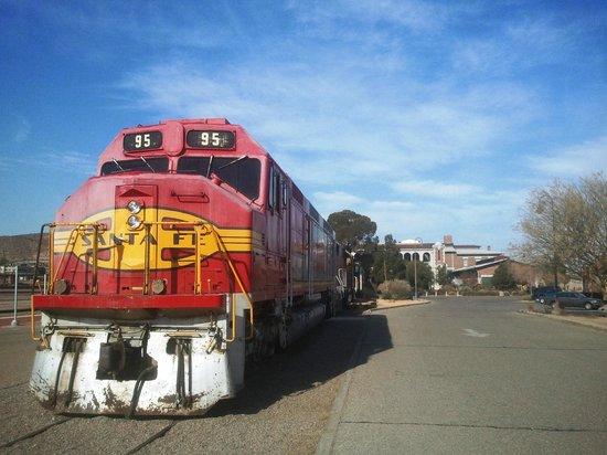 Western America Railroad Museum: Santa Fe