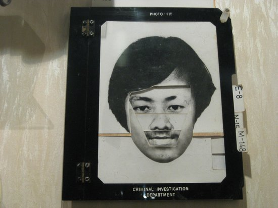 Royal Malaysia Police Museum : Saw this suspect there!