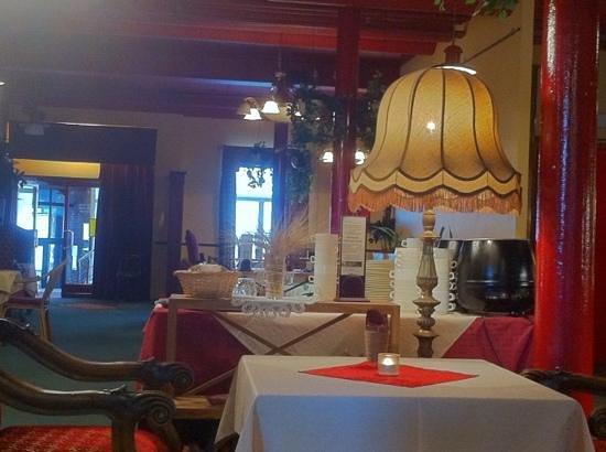 Vilde Health Cafe: cosy interior