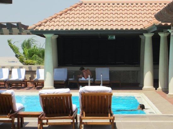 Hyatt Regency Dubai: Pool Deck