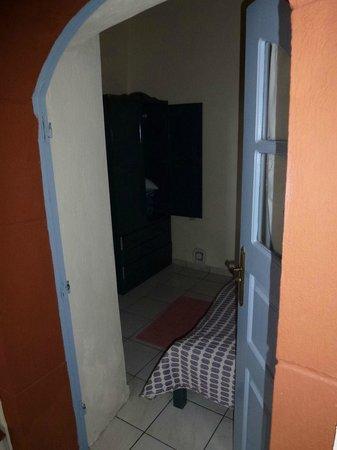 Irini's Villas Resort: dovuto scardinare porta per entrare-uscire