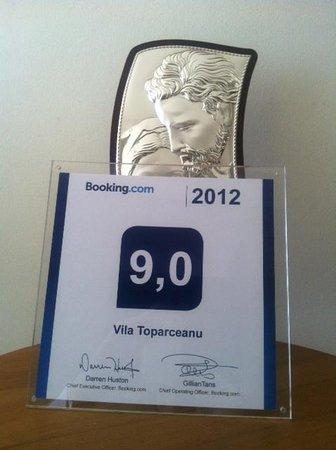 Toparceanu Vila: Un 9!!!