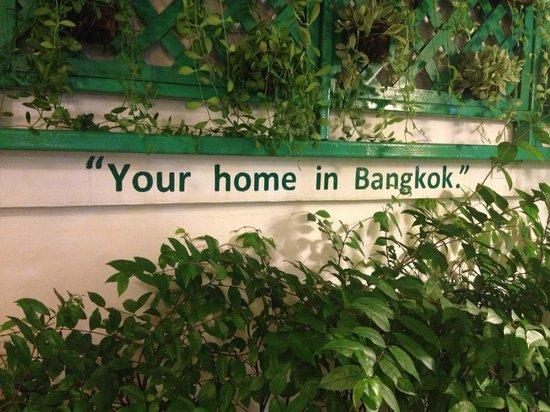W Home Bangkok: Genau so ist es