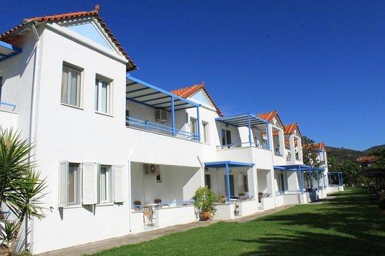 Ostria Hotel & Apartments: Hotel Ostria