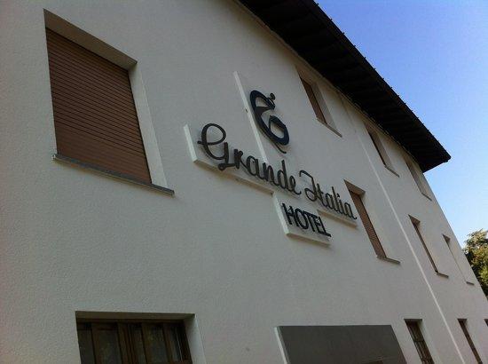 Hotel Grande Italia: Ingresso