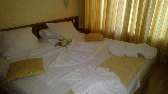 Tabanov Beach Hotel : Room 110