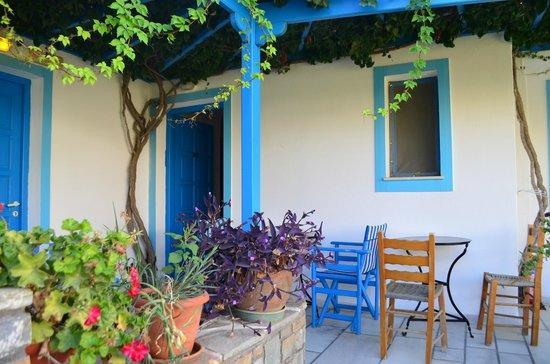 Agios Prokopios Hotel: Camera