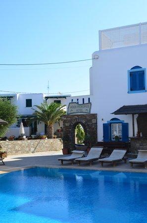 Agios Prokopios Hotel: Hotel