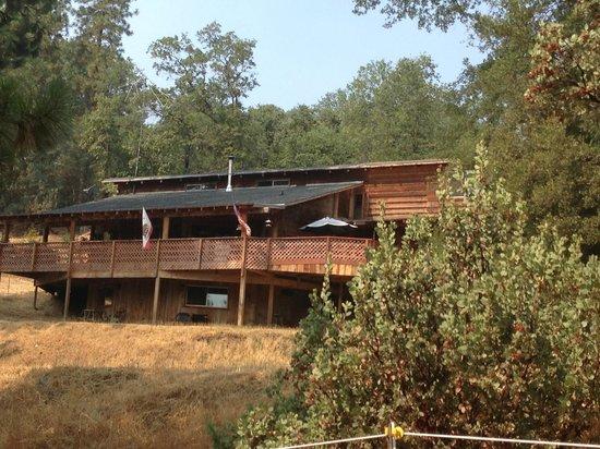 Evergreen Haus: Vue extérieure du chalet