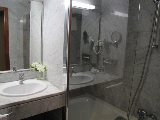 Hotel Conqueridor: bagno