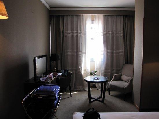 Hotel Conqueridor: area relax