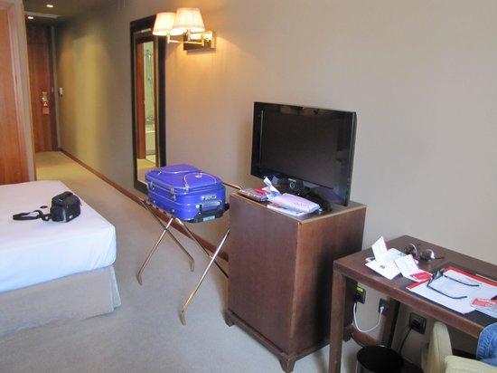 Hotel Conqueridor: camera