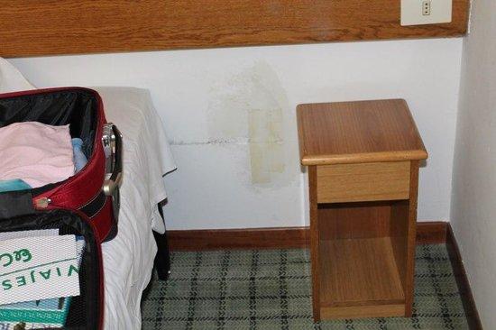 Hotel Delta Florence: Paredes de la habitación