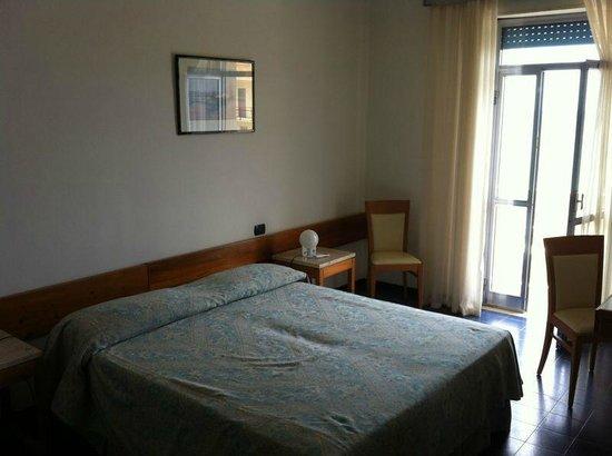 Hotel Blu: camera dotata di tutti i confort