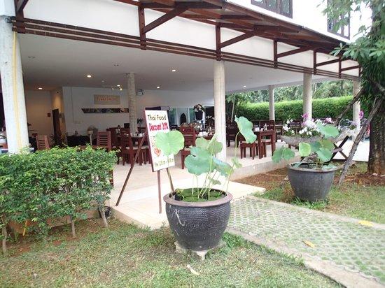 Krabi Aquamarine Resort : The Cafe