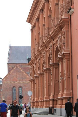 Around Latvia - Day Tours: Architecture in Riga Old town