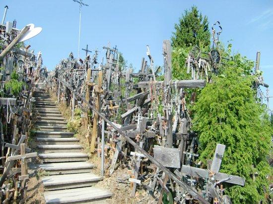 Berg der Kreuze Šiauliai: Berg der Kreuze