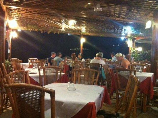 Symposium Restaurant: Bild tagen inifrån restaurangen
