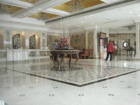 The Accord Metropolitan: Foyer/entrance hall