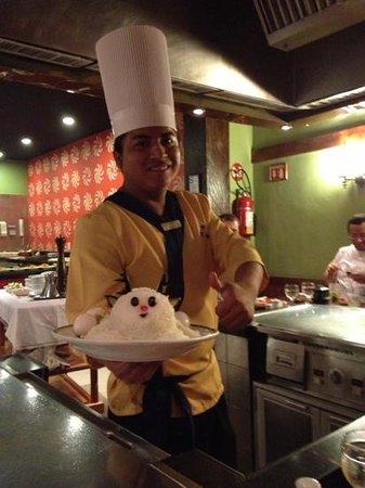 Iberostar Tucan Hotel : resto japonais