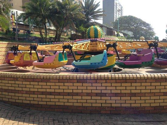 Amusement Park along Golden Mile
