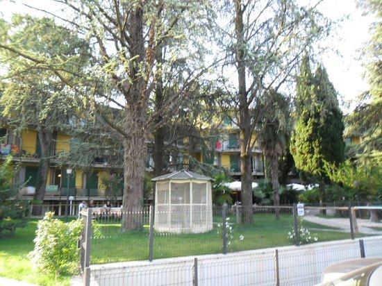 Hotel Palme & Suite: Tuin bij Palme/Suite