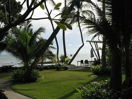 Promtsuk Buri: Garden view