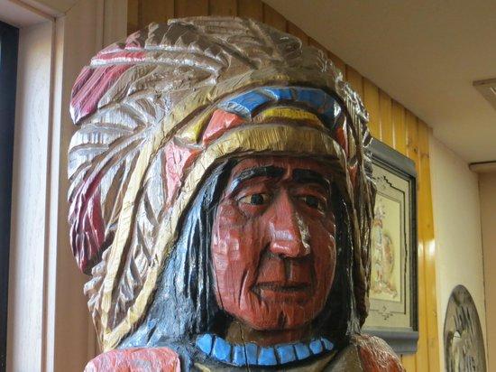 Grand Canyon Inn & Motel : Lobby