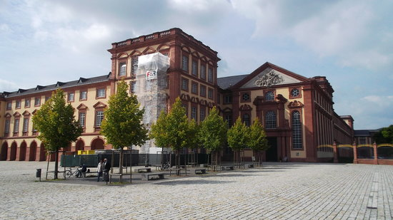 Baroque Palace Mannheim