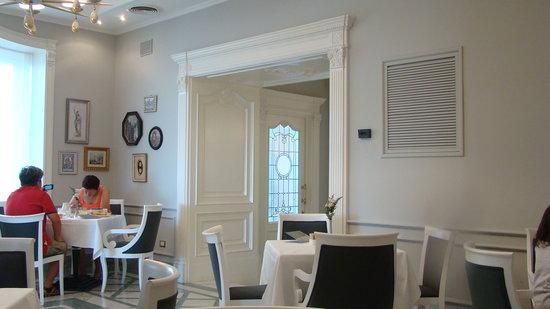 Grand Hotel Santa Lucia: Prima colazione