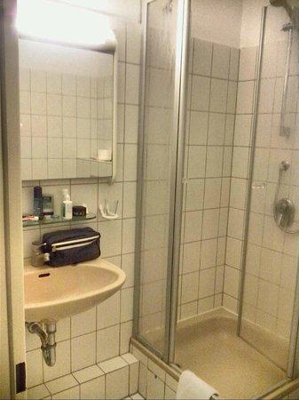 Hotel Mecklenheide: toillet