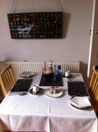 Penrose Guest House : Dining room