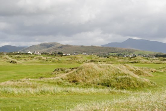Waterville Golf Links: There is a fairway out there.