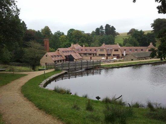 Lyme Park: Lyme House