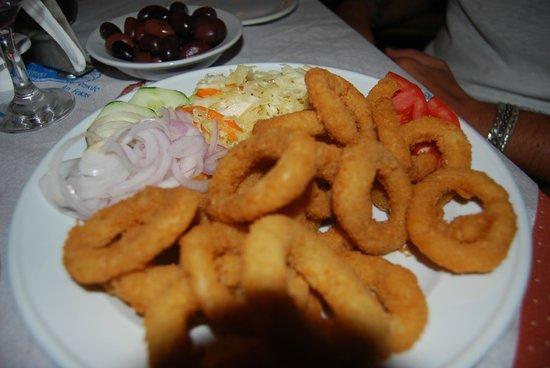 Restaurant Jumbo Style: anelli di cipolla