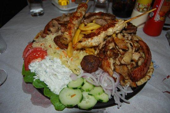 Restaurant Jumbo Style: grigliata mista di carne per due persone