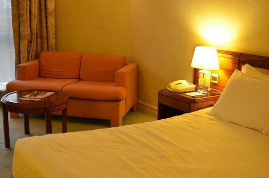 LAICO Regency Hotel: 部屋の様子