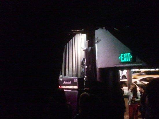 The Viper Room: Side door