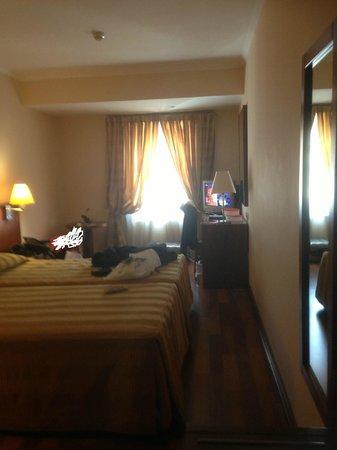 Hotel Travel Park : vu de l'entrée