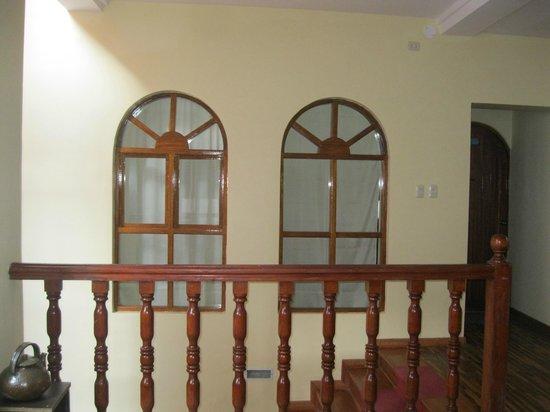 Chakana House: dormitorio