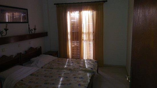 Black Sand Hotel Apartments: Slaapkamer kamer 218