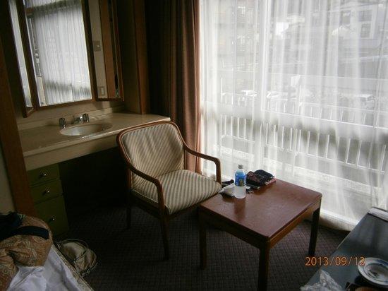 Iizaka Hotel Juraku: 客室内